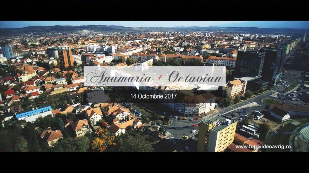 AnaMaria + Octavian – 14 Octombrie 2017